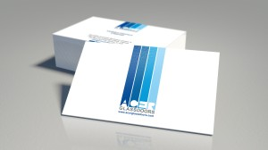 Business Card Mock Up AcerGlassDoors2